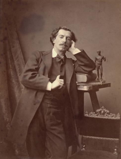 Lady Liberty creator Frédéric Auguste Bartholdi