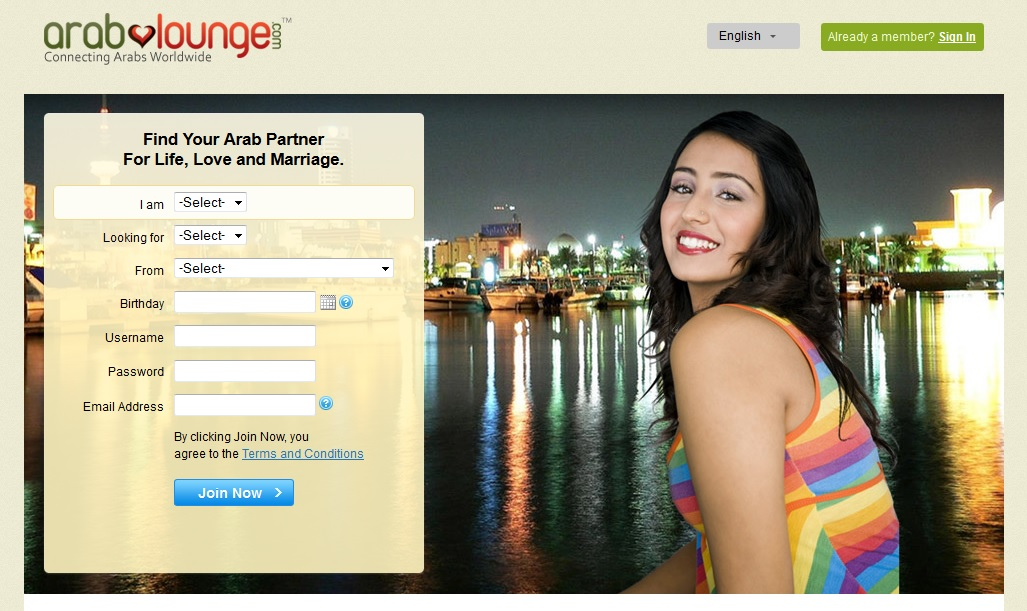 Arab dating sites usa