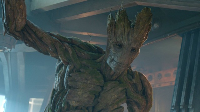 "Groot from ""Guardians of the Galaxy"" makes 2014's list of most popular Halloween costumes. (Marvel Cinematic Universe)"