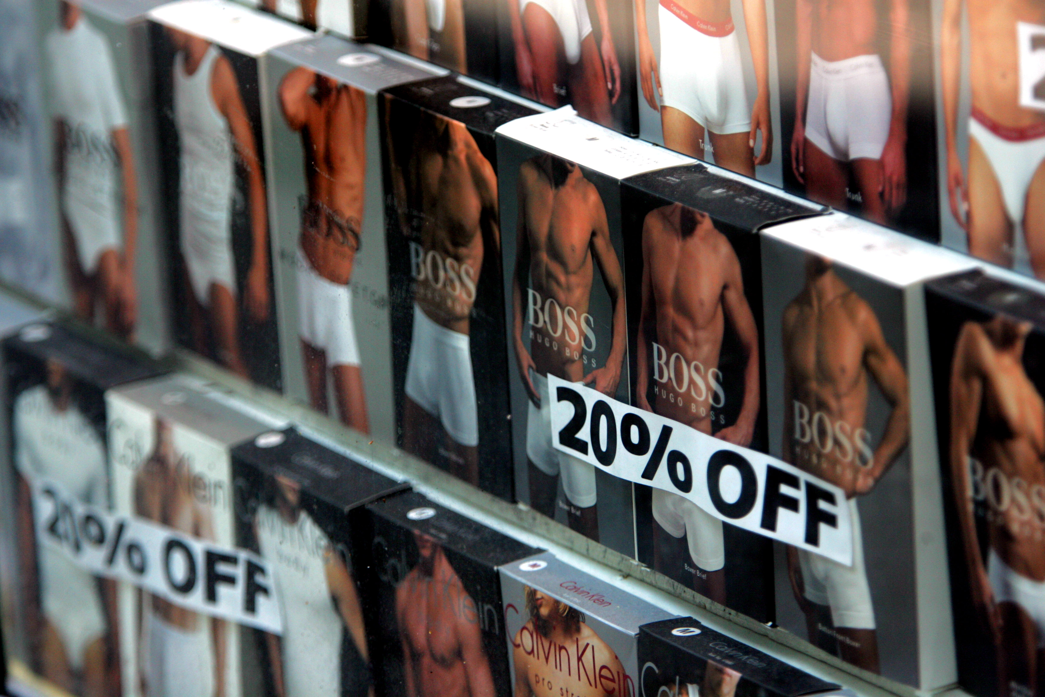 Sales of slimmer-silhouetted underwear bottoms for men grew 11 percent over  last year b8f96a9d35f6