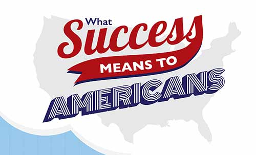 Infographic Ideas infographic definition of respect dictionary : Americans' Definition of Success Might Surprise You Â« All About ...