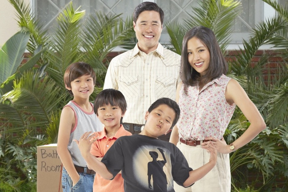 "The cast of ""Fresh Off the Boat"". (ABC TV)"
