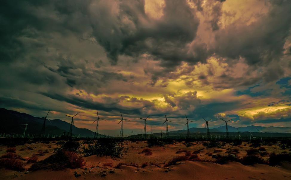 Palm Springs, California (Desert Zen via Flickr)