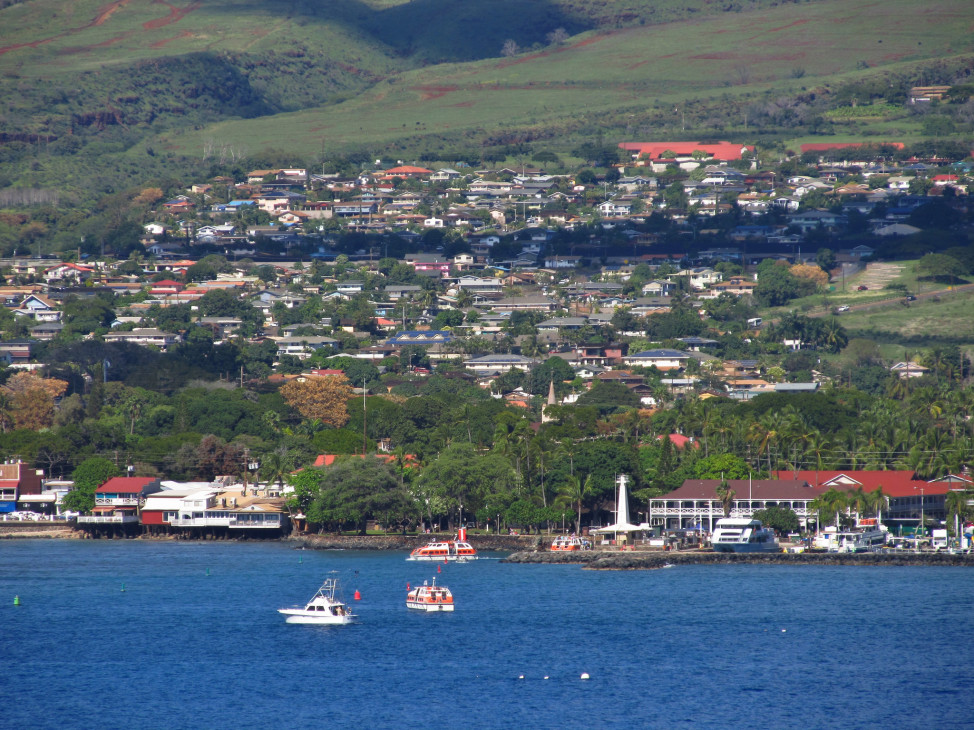 Lahaina, Hawaii. (Jasperdo via Flickr)
