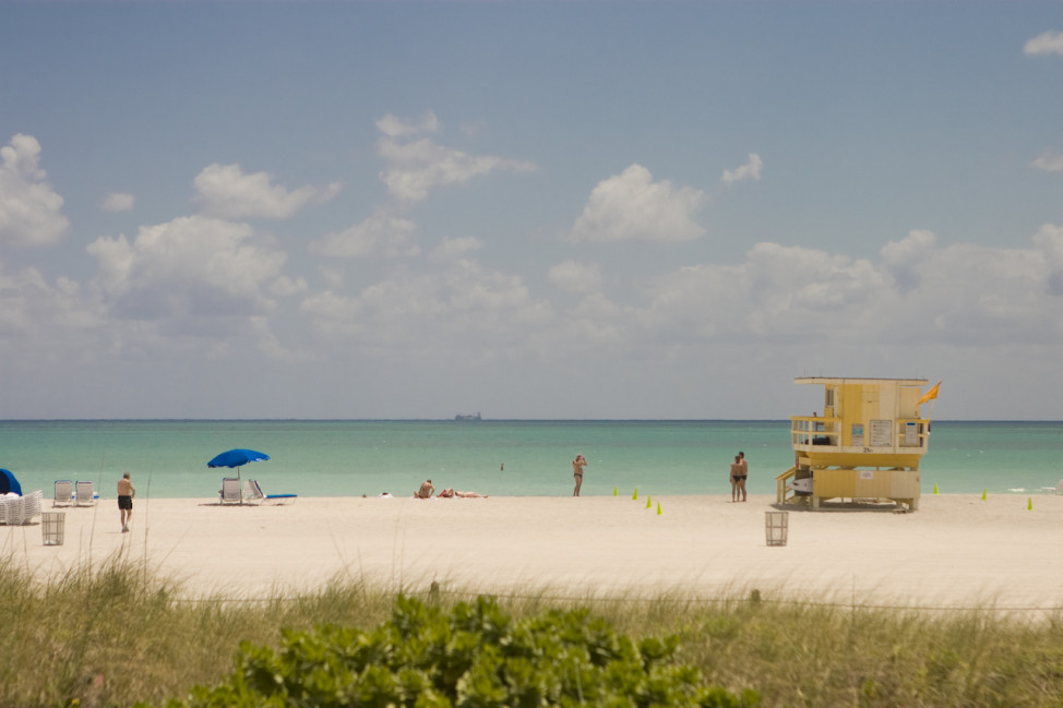 Miami Beach, Florida ( Bart Vermeersch via Flickr)