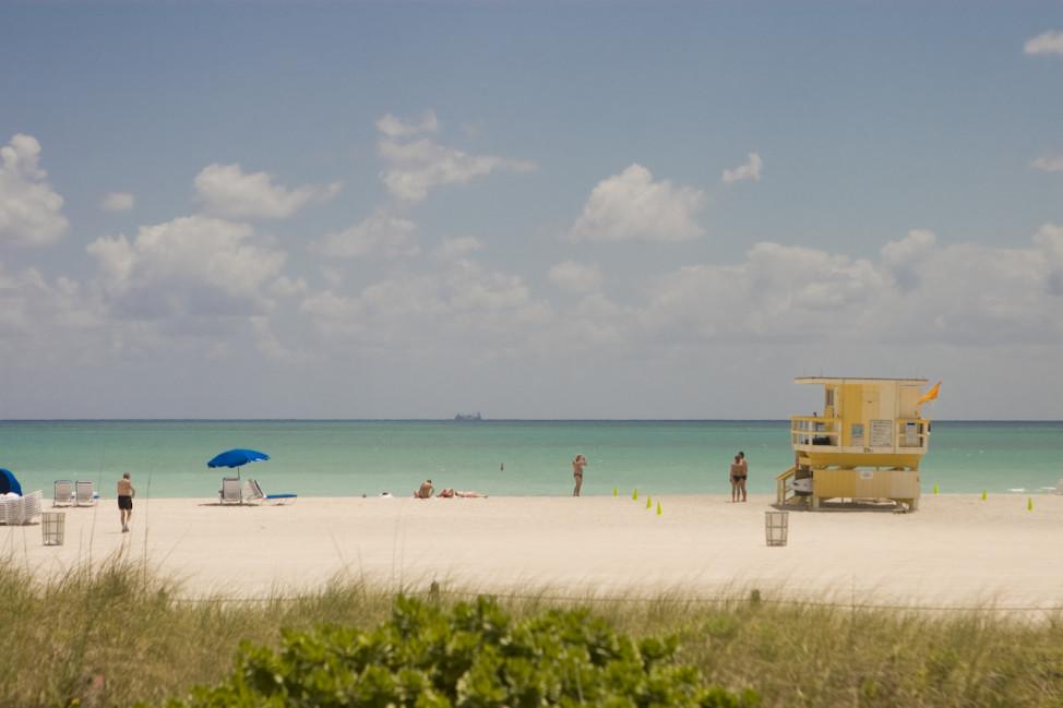 Miami Beach, Florida ( Bart Vermeersch via Flickr)