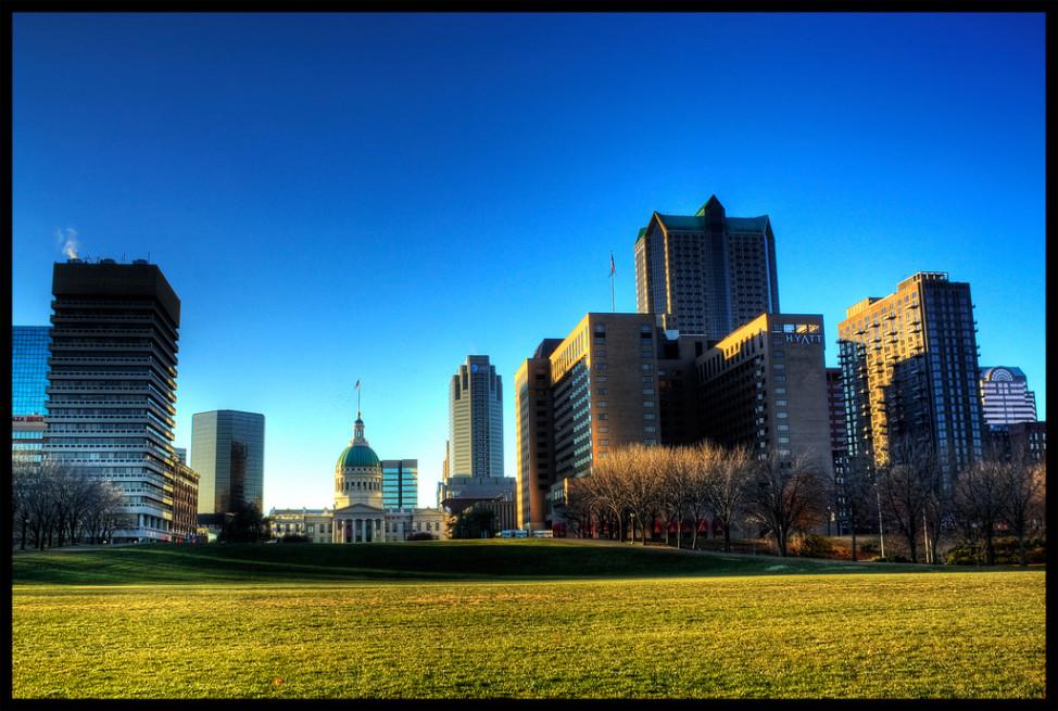 St. Louis, Missouri (Jonathan via Flickr)