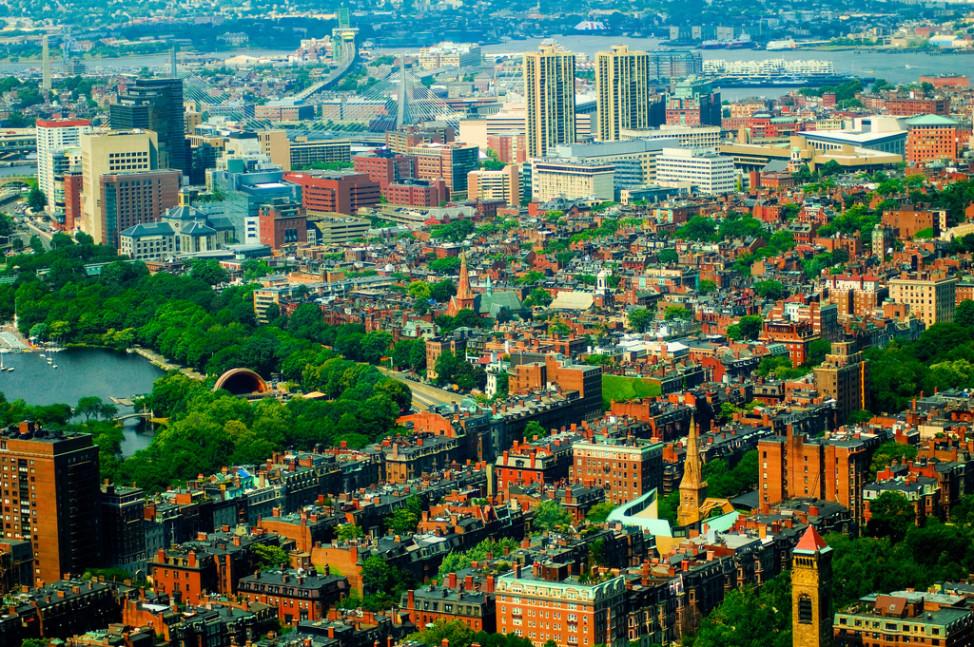 Boston, Massachusetts (Brent Danley via Flickr)