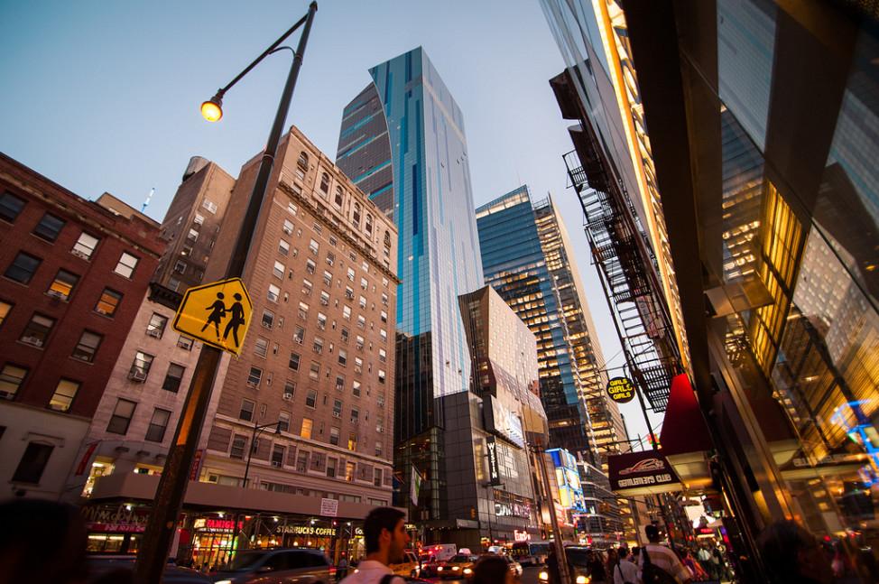 New York City (Josh Liba via Flickr)