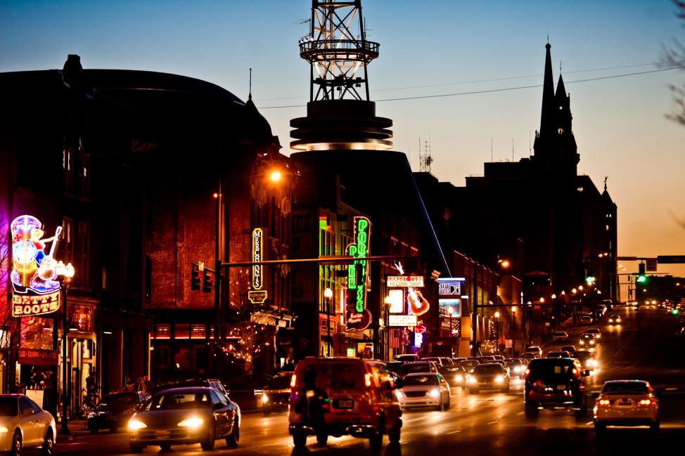 Nashville, Tennessee (Thomas Hawk via Flickr)