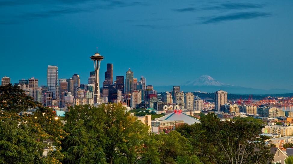 Seattle, Washington (Don Sullivan via Flickr)