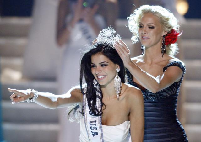 Rima Fakih, Miss USA 2010,  is an Arab American of Lebanese ancestry. (AP Photo)