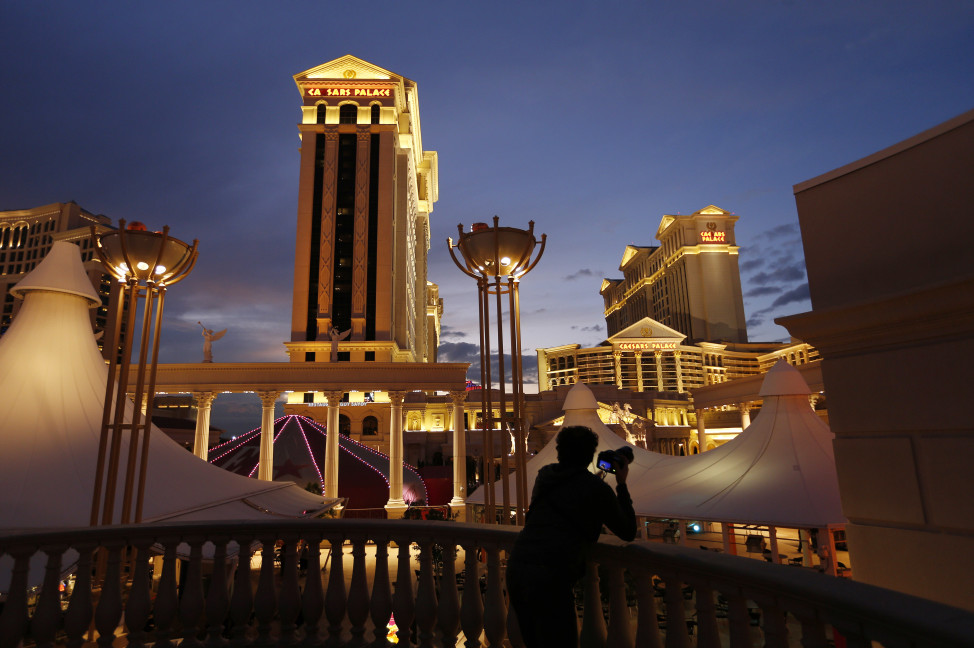 Las Vegas, Nevada (AP Photo)