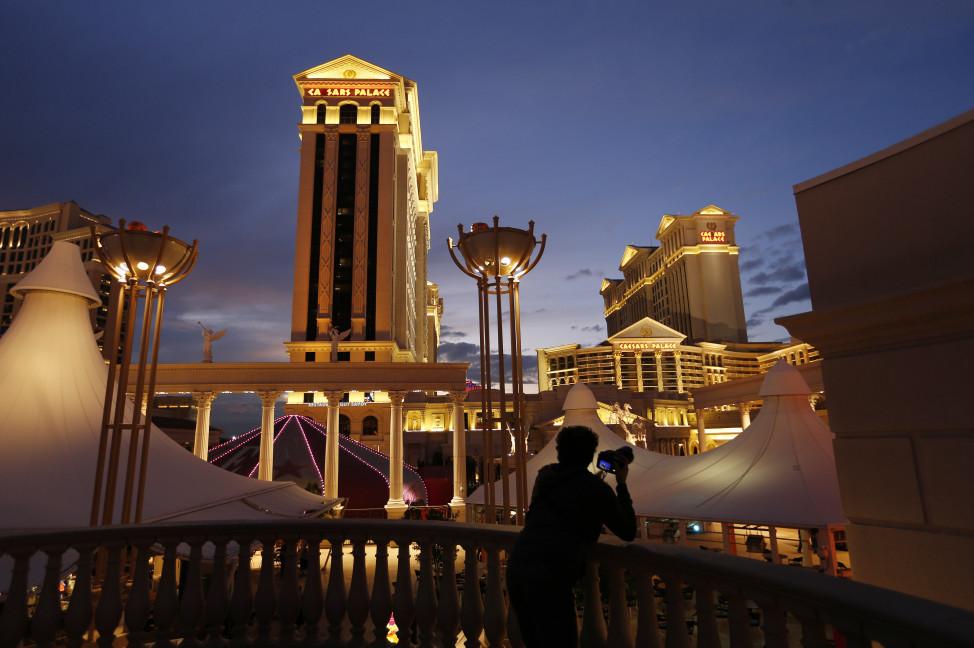 Las Vegas, Nevada (AP Photo)