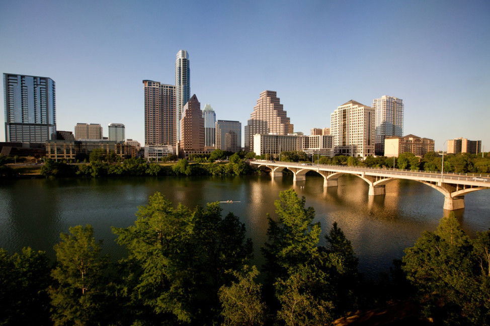 Austin, Texas (Photo by Ed Schipul via Flickr.)