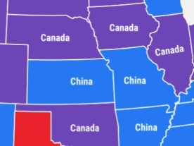 Here S How China Canada Dominate The Us