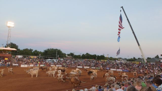 Elk City Rodeo, Sept. 4, 2015