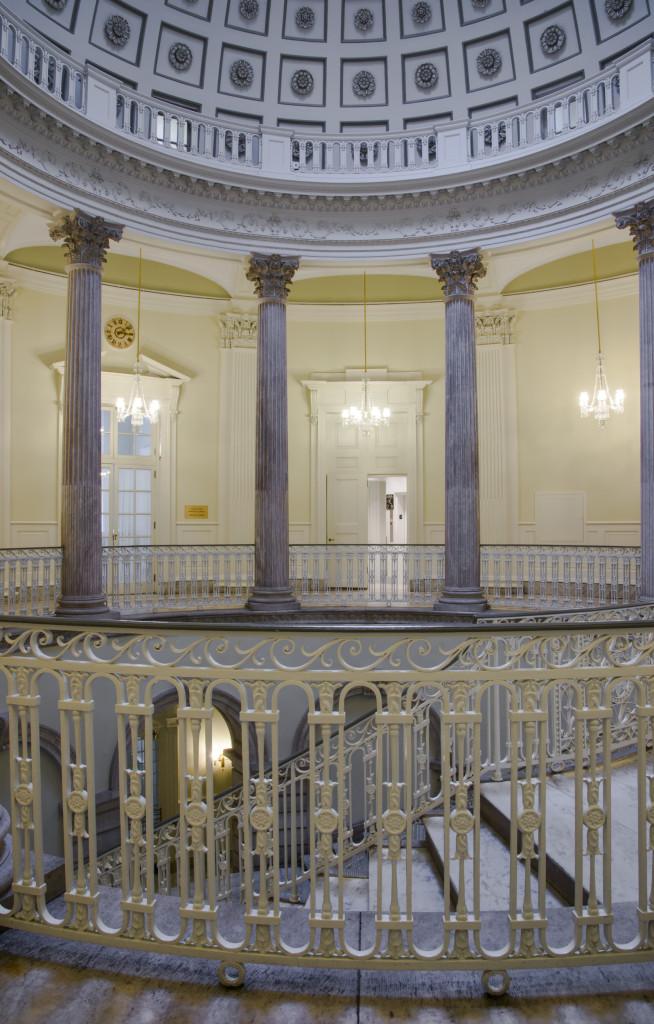 City Hall (© Larry Lederman. Courtesy of The Monacelli Press)