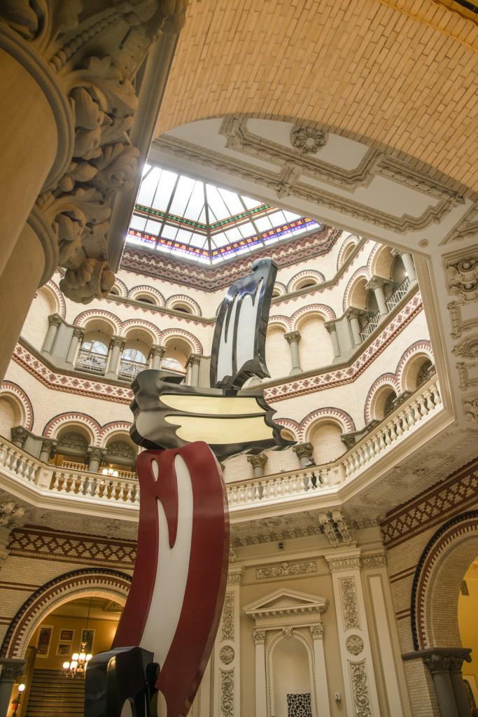 Tweed Courthouse (© Larry Lederman. Courtesy of The Monacelli Press)