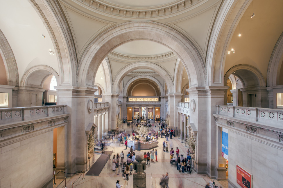 The Metropolitan Museum of Art (© Larry Lederman. Courtesy of The Monacelli Press)