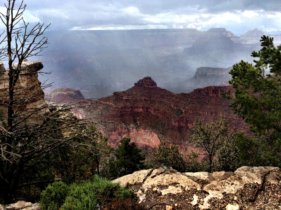 The Grand Canyon in Arizona is one of the most Instagrammed locations in the United States. (Photo by Flickr user tinyfroglet via Creative Commons license)