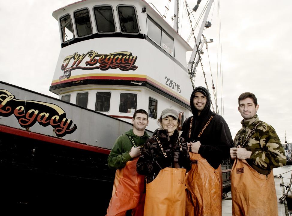 Fishermen (Photo by Matika Wilbur)