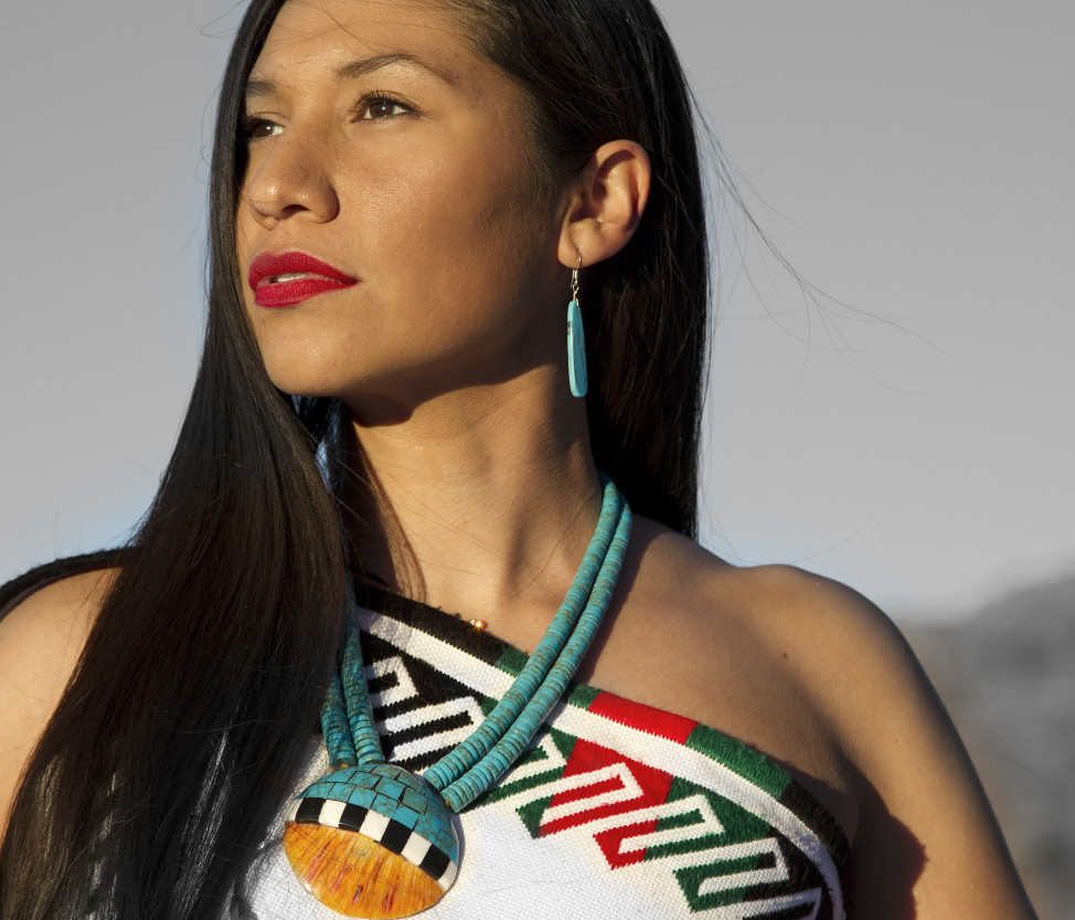 Juanita (Photo by Matika Wilbur)