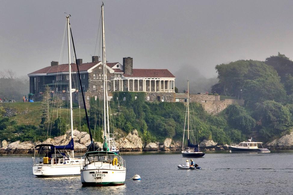 Newport, Rhode Island (Photo by Flickr user Artur Staszewski via Creative Commons license)