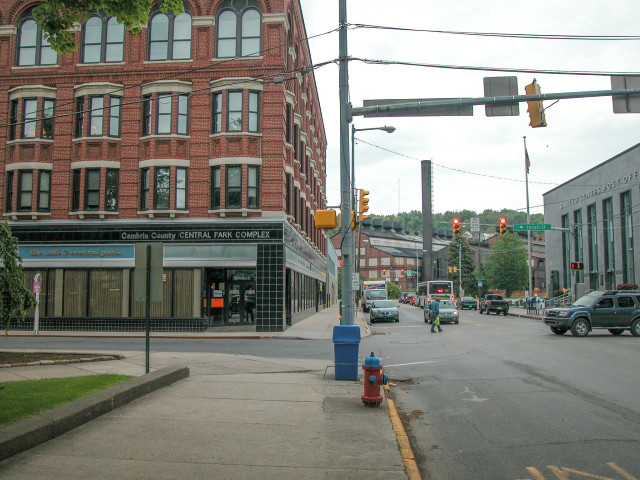 A photo of Johnstown, Pennsylvania, taken in 2007. (Photo by Flickr user David Wilson via Creative Commons license)