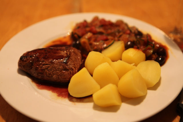 America's meat and potatoes past was influenced by immigrants from Germany, England, Ireland and Scotland. (Photo by Flickr user Paul Keller via Creative Commons license)
