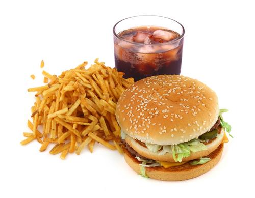Highest Number Of Fast Food Restaurants