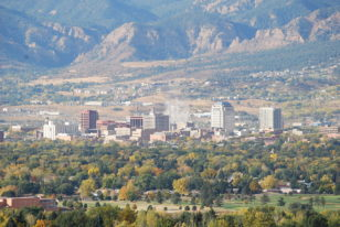 Colorado Springs was named second best place to live in the US. (Wikipedia)