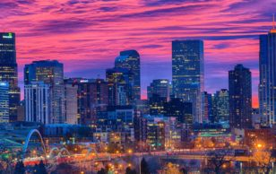 Denver, Colorado, was named the third best place to live in the US. (Denver.org)