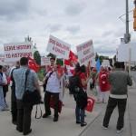 Protest Toronto 4