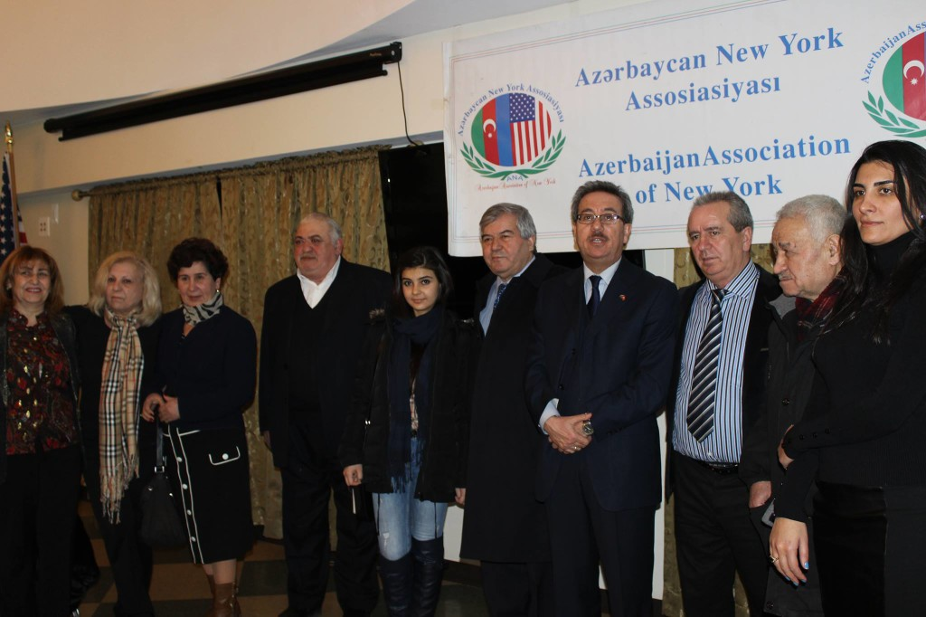 Azerbaijan-NY-Association