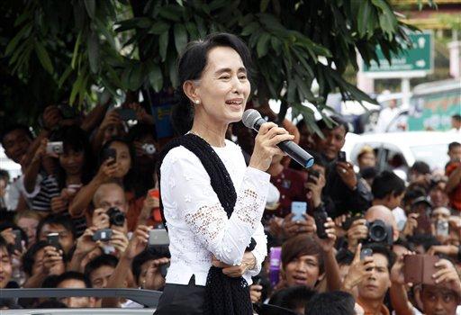 Aunq San Su Çi
