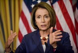 ABŞ Konqresinin Nümayəndələr Palatasında demokrat azlığın lideri Nensi Pelozi