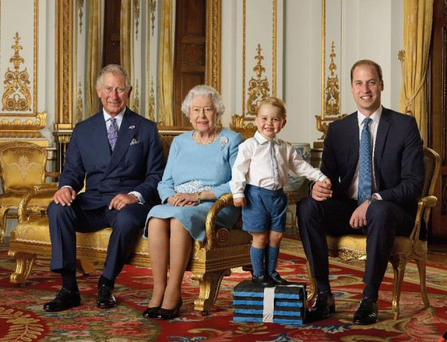 Queen Elizabeth Royal Family