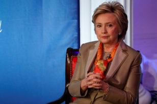 ABŞ-ın keçmiş birinci xanımı Hillari Klinton