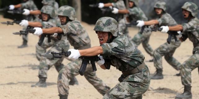 CHINA-DEFENCE/
