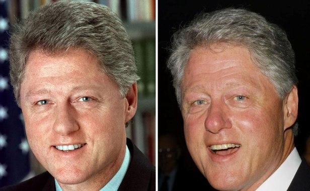 Bill Klinton 1993/2001
