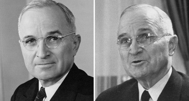 Harri Truman 1945/1953
