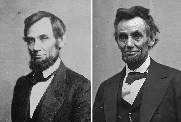 Abraham Linkoln 1861/1865