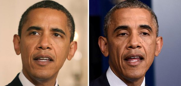 Barak Obama 2008-2014