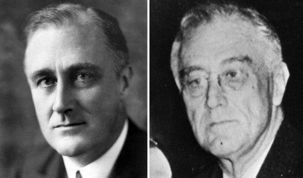 Franklin D. Ruzvelt 1933/1945