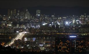 Seulun gecə işıqları Cənubi Koreyanın dinamik inkişafını əks etdirir.