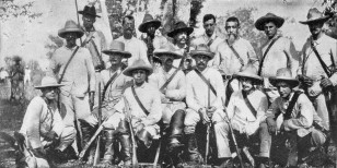 İspaniya əsarətinə qarşı vuruşan kubalı üsyançılar