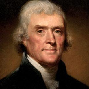 İstiqlaliyyət Bəyannaməsinin əsas müəllifi sayılan Tomas Cefferson üçüncü prezident olaraq ABŞ ərazilərinin ikiqat genişləndirməyə, demokratiyanı siyasi sistem olaraq möhkəmləndirməyə nail oldu.