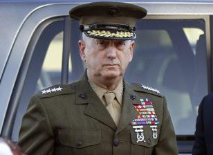 ABŞ Dəniz Piyadaları Korpusunun 4 ulduzlu Generalı Ceyms Mattis