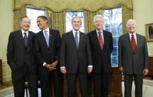 Dünyanın ən eksklüsiv klubu - sabiq ABŞ prezidentləri